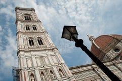 Catedral Florencia del Duomo Fotografía de archivo libre de regalías