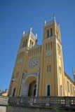 Catedral, Fot, Hungria Imagens de Stock