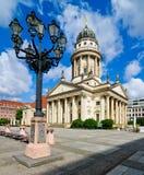 Catedral francesa em Berlim, Alemanha Foto de Stock Royalty Free