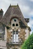 Catedral francesa vieja Foto de archivo