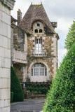 Catedral francesa vieja Fotos de archivo libres de regalías
