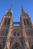 Catedral gótica Fotos de archivo