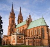 Catedral gótica Foto de archivo