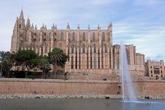 Catedral gótica Imagen de archivo
