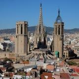 Catedral gótico Foto de Stock