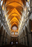 Catedral gótico em Truro, Reino Unido Imagem de Stock Royalty Free