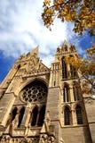 Catedral gótico em Truro, Reino Unido fotografia de stock royalty free