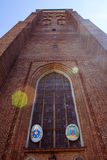 Catedral Gdansk Imagenes de archivo
