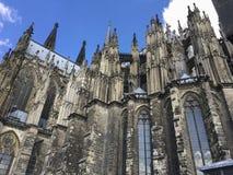 Catedral grande de França fotografia de stock royalty free