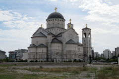 Catedral grande do whitestone Fotografia de Stock Royalty Free