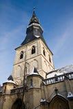 Catedral, Hasselt Fotos de archivo libres de regalías