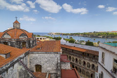 Catedral, Havana, Cuba #8 Foto de Stock Royalty Free
