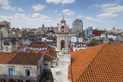 Catedral, Havana, Cuba #7 Imagem de Stock Royalty Free