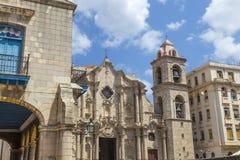Catedral, Havana, Cuba #11 Fotografia de Stock
