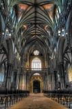 Catedral HDR Imagenes de archivo