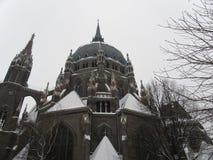 Catedral hermosa fotografía de archivo libre de regalías
