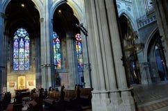 Catedral histórica en Viena Imagen de archivo libre de regalías