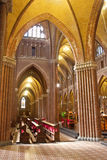 Catedral holandesa neogótica Imagenes de archivo