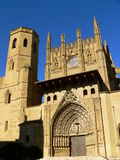 Catedral, Huesca ( Spain ) Royalty Free Stock Photos