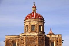 Catedral I de Tulancingo fotos de archivo libres de regalías
