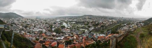 Catedral i Tbilisi Arkivfoton