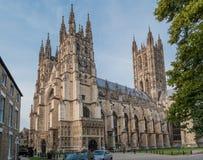 Catedral Inglaterra de Cantorbery foto de archivo libre de regalías