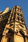 Catedral Inglaterra de Lincoln Fotografía de archivo libre de regalías