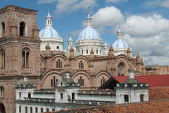 Catedral Inmaculada Консепсьон Стоковое Изображение