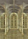 Catedral interior libre illustration