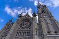 Catedral Irlanda de Cobh Fotos de archivo