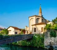 Catedral italiana Foto de archivo libre de regalías