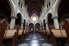 Catedral Jakarta Foto de Stock Royalty Free