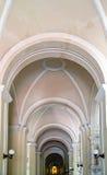 Catedral Leon de San Pedro Imagen de archivo libre de regalías