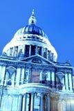Catedral Londres de San Pablo Fotografía de archivo libre de regalías