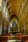 Catedral Londres de Southwark fotografía de archivo libre de regalías