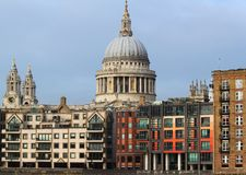 Catedral Londres do St Paul Fotos de Stock