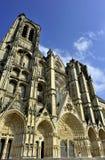 Catedral magnífica Imagen de archivo libre de regalías