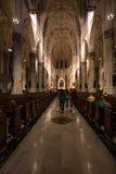 Catedral Manhattan do ` s de St Patrick Fotos de Stock Royalty Free