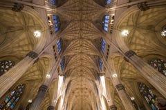 Catedral Manhattan do ` s de St Patrick Fotos de Stock