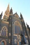 Catedral Melbourne do St Patricks  Fotos de Stock Royalty Free