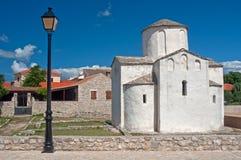 A catedral a menor do mundo Imagem de Stock