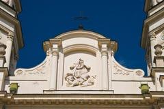 Catedral metropolitana Fotos de archivo libres de regalías