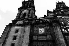 Catedral. Metropolitana cdmx Stock Photos