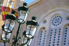 Catedral metropolitana de Atenas fotos de archivo libres de regalías