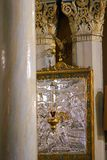 Catedral metropolitana de Atenas imágenes de archivo libres de regalías