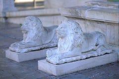 Catedral metropolitana de Atenas imagenes de archivo