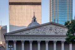 Catedral metropolitana de Buenos Aires - Buenos Aires, la Argentina fotografía de archivo
