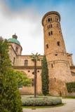 Catedral metropolitana de Ravena foto de archivo