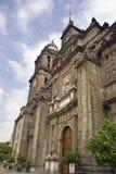 Catedral metropolitana em Cidade do México. Imagem de Stock