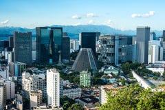 Catedral metropolitana en Rio de Janeiro imagenes de archivo